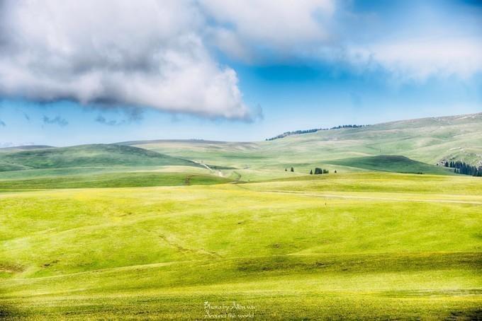 我只想走我的新疆之路 ||新疆伊犁9天环草原||